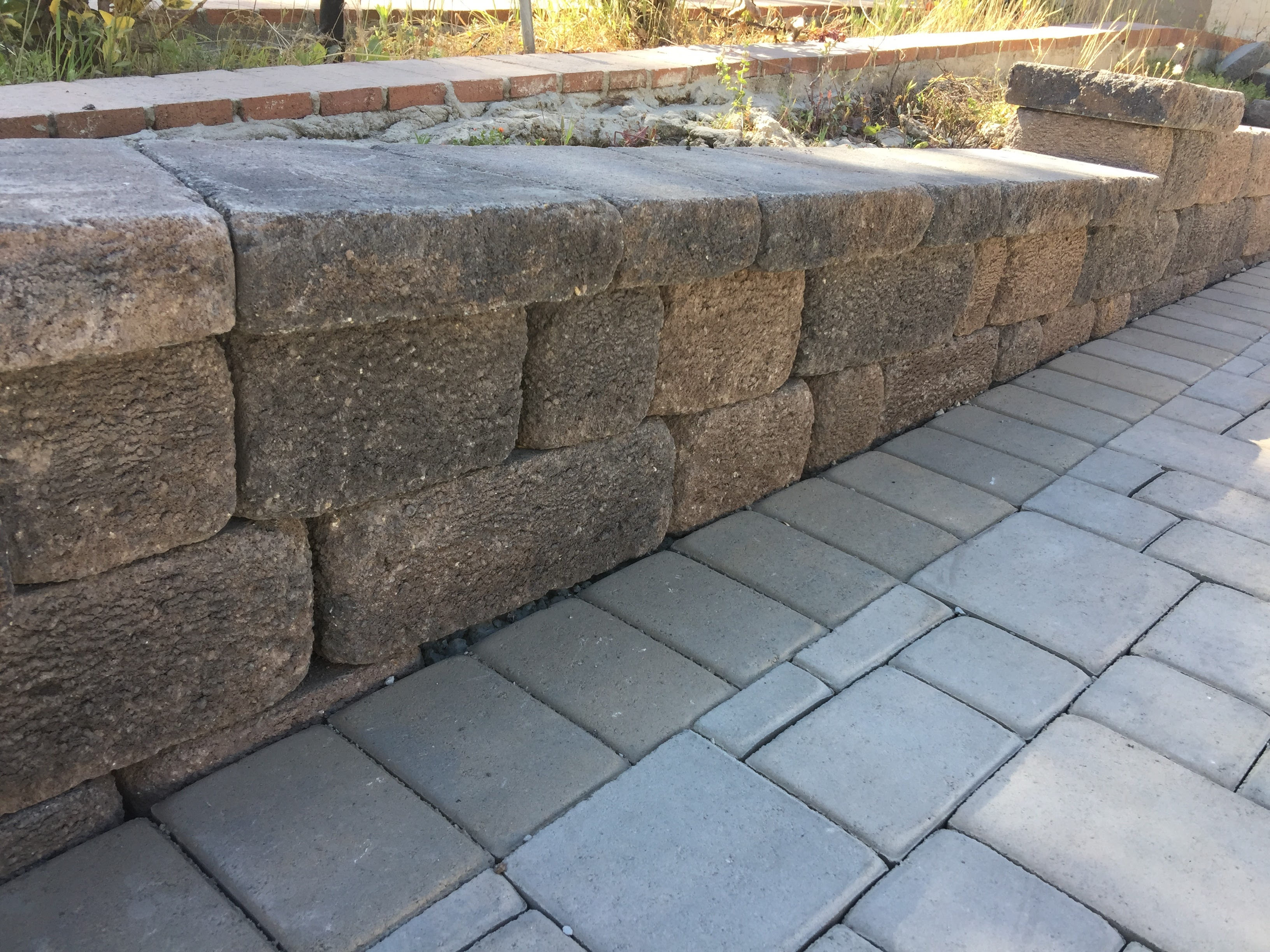 San Diego Pavers Company Antique Cobble ORCO, Belgard Pavers