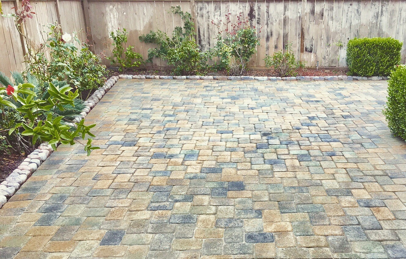 Antique Cobble Tera Verde Pavers